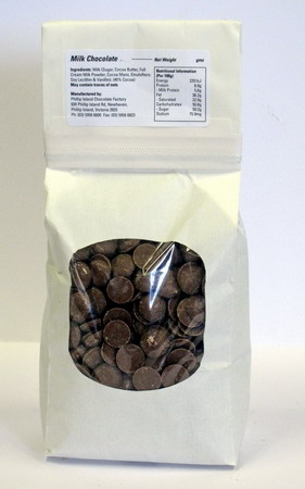 Chocolate Buttons & Hot Chocolate Powder