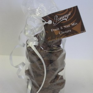 Milk Fruit & Nut Cluster 200g