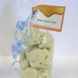 White Peanut Clusters 200g