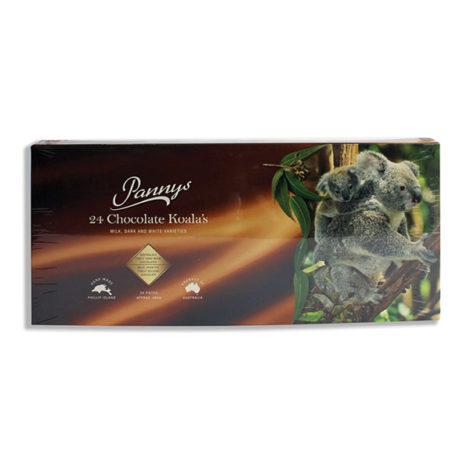 24 X Chocolate Koala's Gift Box