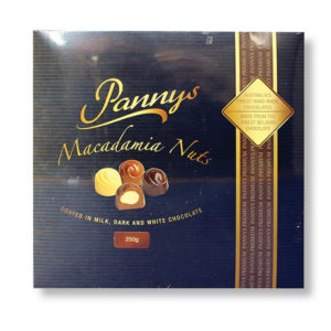 Chocolate Coated Macadamia Nuts 25pc