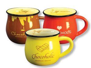 Large Chocoholic Mugs