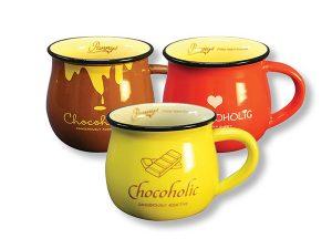 Medium Chocoholic Mugs