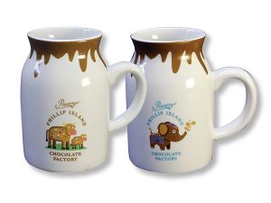 Milk Bottle Souvenir Mug