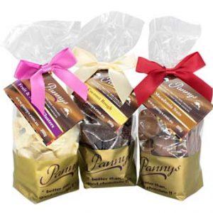 Chocolate Cluster Varieties