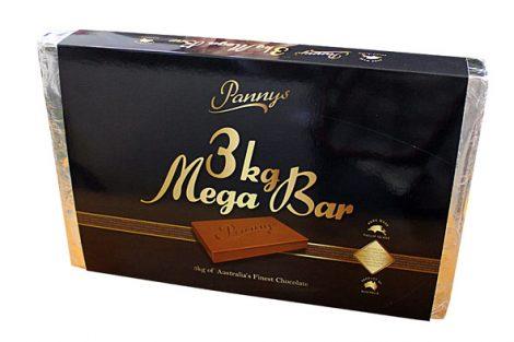 3Kg Mega Bar