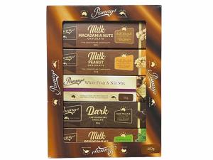 Variety Bar Box - 5 x 50g Bars